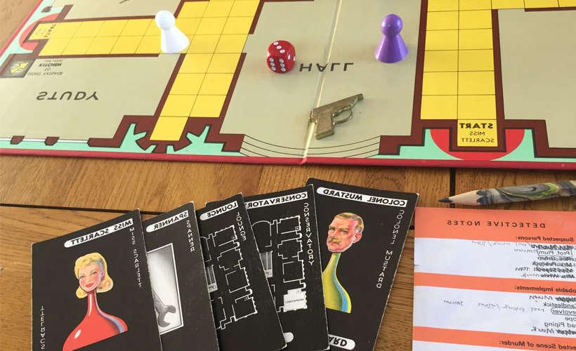 Cluedo-Chaarcter-cards