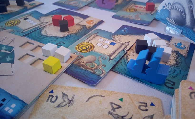 Components Tricky Tides
