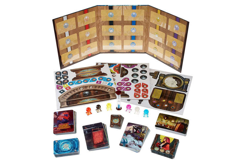 Mysterium Review - Game Components