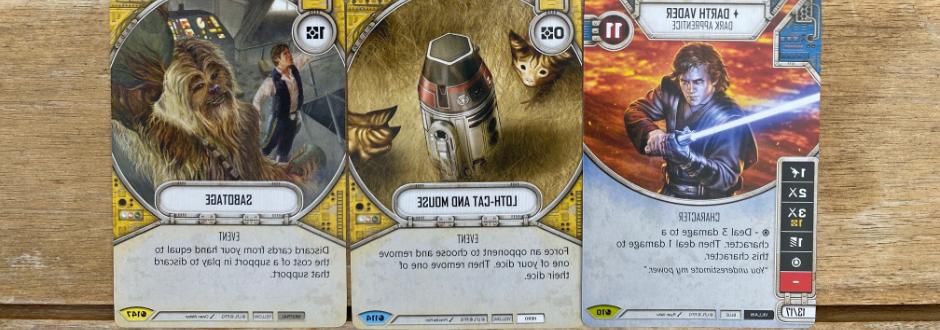 Star Wars Destiny Spirit of the Rebellion Feature